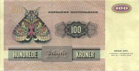 Dänemark / Denmark P.51s 100 Kronen 1989 (1/1-)