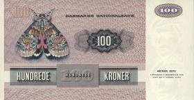 Dänemark / Denmark P.51f 100 Kronen 1979 (1)