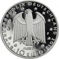 Deutschland 10 Euro 2013 Georg Büchner PP