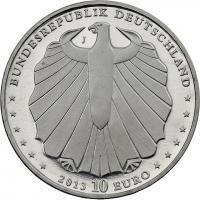 Deutschland 10 Euro 2013 Schneewittchen prfr