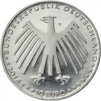 Deutschland 10 Euro 2014 Hänsel und Gretel prfr
