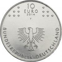 Deutschland 10 Euro 2014 600 Jahre Konzstanzer Konzil prfr