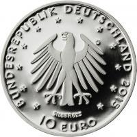 Deutschland 10 Euro 2015 Lucas Cranach PP