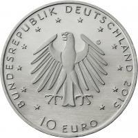 Deutschland 10 Euro 2015 Lucas Cranach prfr