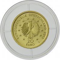 Deutschland 20 Euro 2015 Linde (Gold)