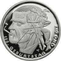 Deutschland 20 Euro 2016 Otto Dix PP