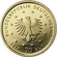 Deutschland 20 Euro 2017 Pirol