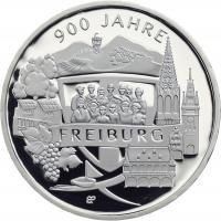 Deutschland 20 Euro 2020 900 Jahre Freiburg PP