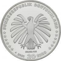 Deutschland 20 Euro 2021 50 Jahre Die Sendung mit der Maus prfr