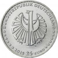 Deutschland 25 Euro 2015 25 Jahre Deutsche Einheit