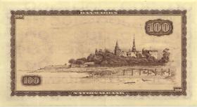 Dänemark / Denmark P.46f 100 Kronen 1970 (2)