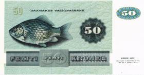 Dänemark / Denmark P.50m 50 Kronen 1996 (1)