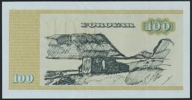 Färöer Inseln / Faeroe Is. P.21b 100 Kronen 1983 (1)