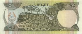 Fiji Inseln / Fiji Islands P.077 2 Dollars (1980) (2)
