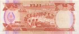 Fiji Inseln / Fiji Islands P.093 5 Dollars (1992) (1)