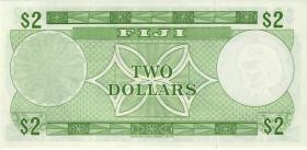 Fiji Inseln / Fiji Islands P.072c 2 Dollars (1974) (1)