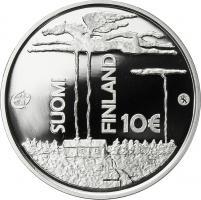 Finnland 10 Euro 2013 Sillanpää