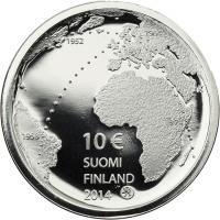 Finnland 10 Euro 2014 Ilmari Tapiovaara