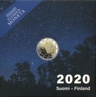 Finnland 2 Euro 2020 Väinö Linna PP