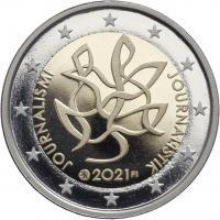 Finnland 2 Euro 2021 Jounalismus PP