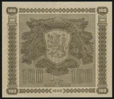 Finnland / Finland P.073 100 Markkaa 1939 B (2)