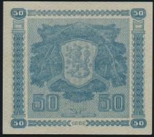 Finnland / Finland P.072 50 Markkaa 1939 Litt D (2)