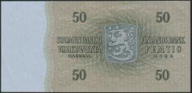 Finnland / Finland P.107 50 Markkaa 1963 (2)
