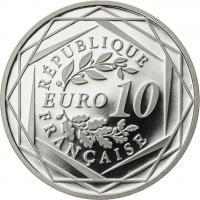 Frankreich 10 Euro 2012 Herkulesgruppe