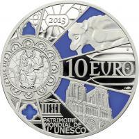 Frankreich 10 Euro 2013 Notre Dame