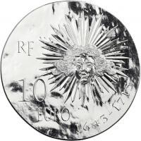 Frankreich 10 Euro 2014 Louis XIV.