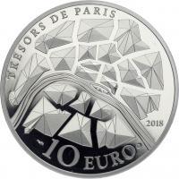 Frankreich 10 Euro 2018 Schloß Versailles