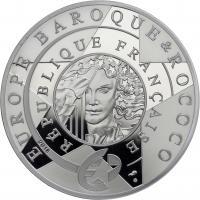 Frankreich 10 Euro 2018 Voltaire