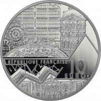 Frankreich 10 Euro 2019 Victoire de Samothrace