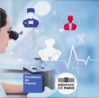 Frankreich 2 Euro 2020 Medizini. Forschung PP