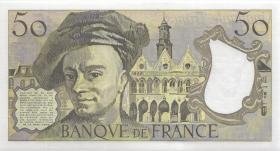 Frankreich / France P.152d 50 Francs 1989 (1)