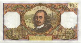 Frankreich / France P.149c 100 Francs 1966 (1/1-)