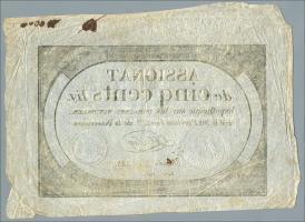 Frankreich / France P.A077 Assignat 500 Livres (1794) (3)