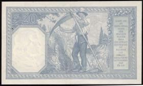 Frankreich / France P.074 20 Francs 1916 (2
