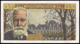 Frankreich / France P.141 5 Neue Francs 6.5.1965 (2)