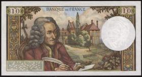 Frankreich / France P.147d 10 Francs 1.6.1972 (1)