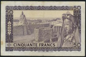 Mali P.06 50 Francs 1960 (3)