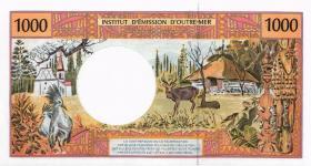 Frz. Pazifik Terr. / Fr. Pacific Terr. P.02j 1000 Francs (2006-)