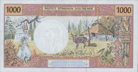 Frz. Pazifik Terr. / Fr. Pacific Terr. P.02b 1000 Francs (1995) (1)