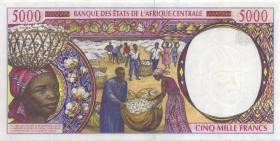 Zentral-Afrikanische-Staaten / Central African States P.404Lf 5000 Fr. 2000 (1)