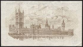 Großbritannien / Great Britain P.359a 1 Pound (1923) (1-)