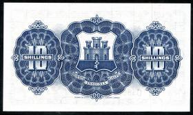 Gibraltar P.17b 10 Shillings 1965 (1)
