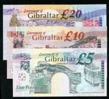 Gibraltar P.29 5 - 20 Pounds 2000/04 000714 (1)