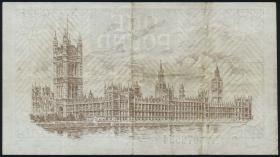 Großbritannien / Great Britain P.359a 1 Pound (1923) (3)