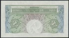 Großbritannien / Great Britain P.363c 1 Pound (1934-39) (1)