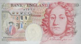 Großbritannien / Great Britain P.388b 50 Pounds (1999-03) (1)